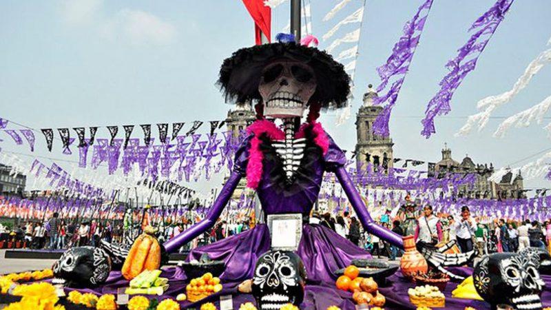 Día de Muertos: celebraciones en México