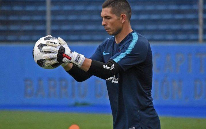 Juan Pablo Carrizo, arquero de Cerro Porteño  analizó el presente del Club reconociendo que hubo un bajón tras la eliminación de la Copa Libertadores