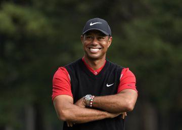 El Golfista Tiger Woods rechaza tres millones de dólares por que no quiere jugar en Arabia Saudí