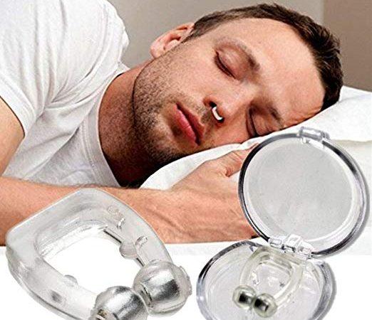 Si eres de las personas  la que ronca mucho esta puede ser tu solución.!