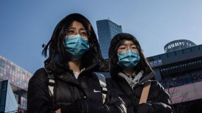 El Pánico y el Miedo a ser contagiado de coronavirus lleva a la población china a no salir de sus hogares.