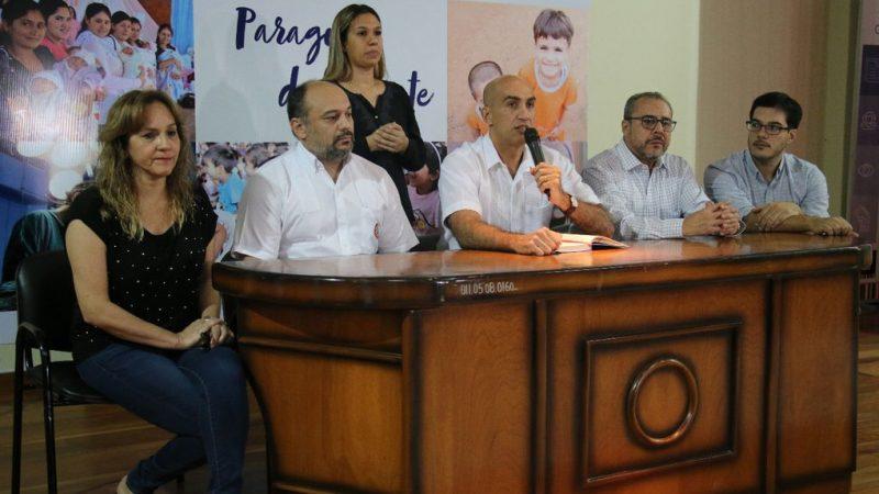 Un Caso confirmado de Coronavirus en Paraguay.