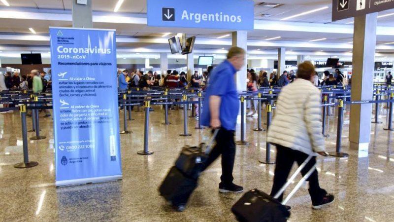 Se Confirma Primer Caso de Coronavirus en Argentina