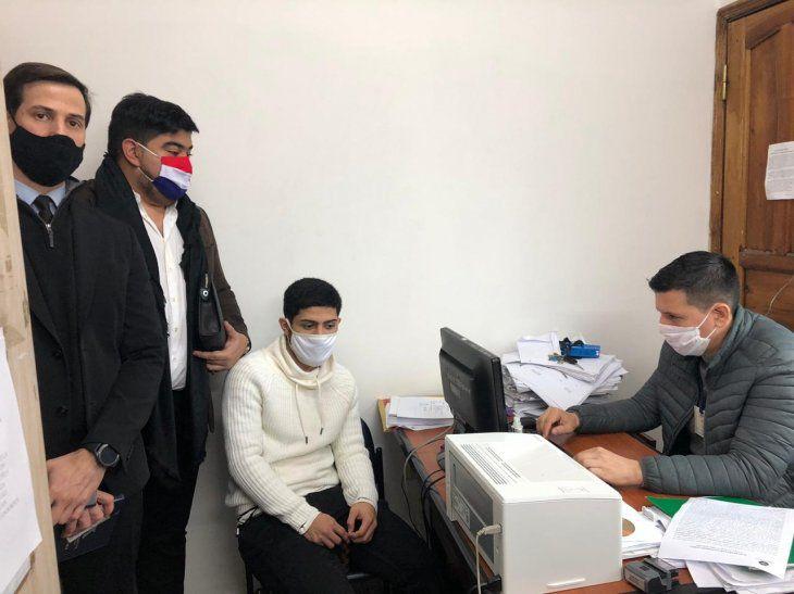 Jugadores de Cerro Porteño se presentan ante Fiscalía tras presunta violación de cuarentena.